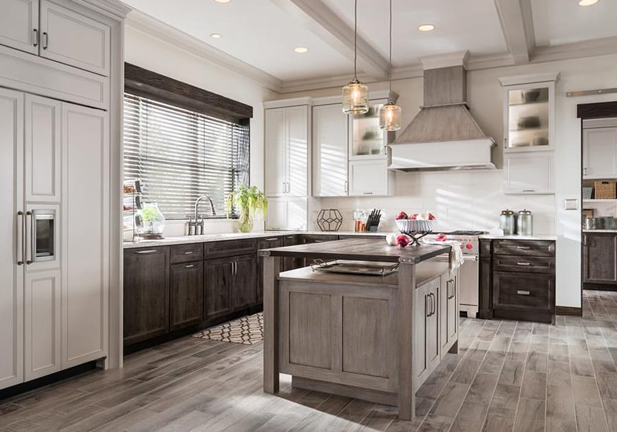 custom cabinets and kitchen islands for remodel or new home in Tacoma WA