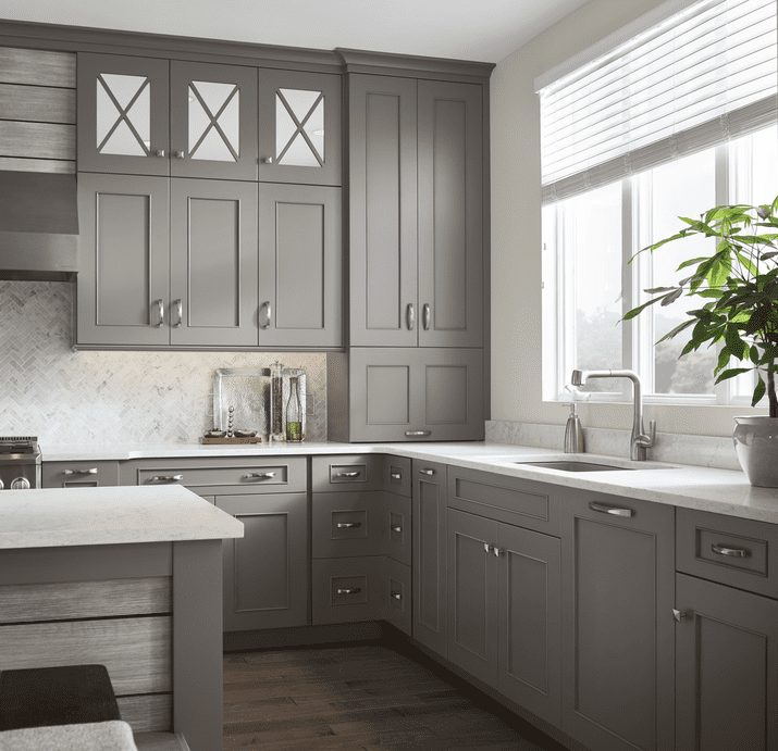 custom kitchen cabinets for sale in University Place WA