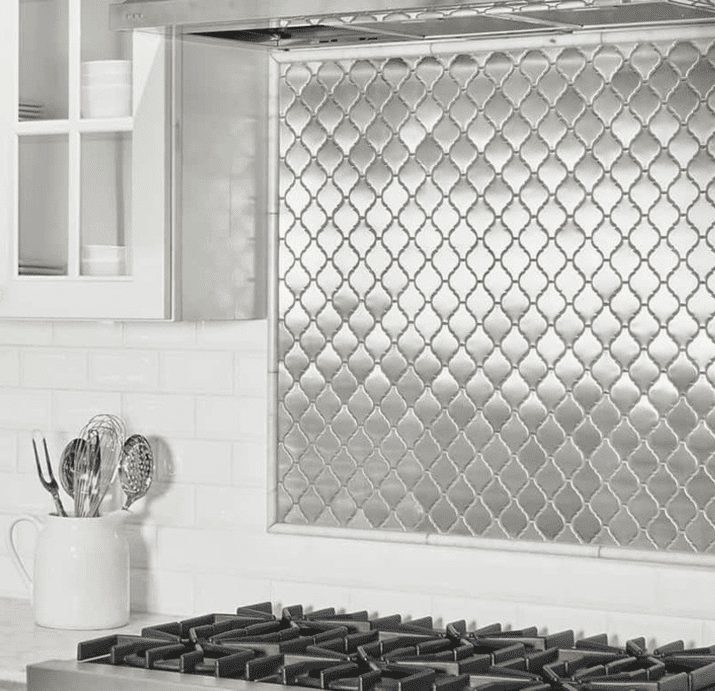 metal tile for accent wall or backsplash in kitchen for sale in University Place WA